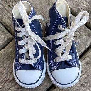 Converse Chuck Taylor All-Star infant hightops